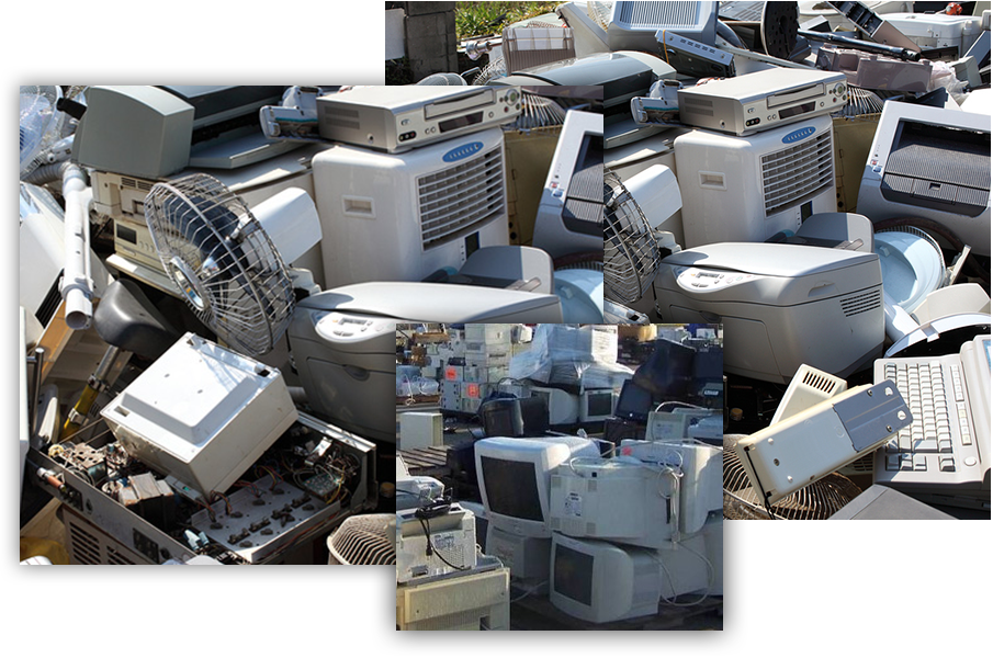 Electronics Recycling - Monitor Recycling Cupertino