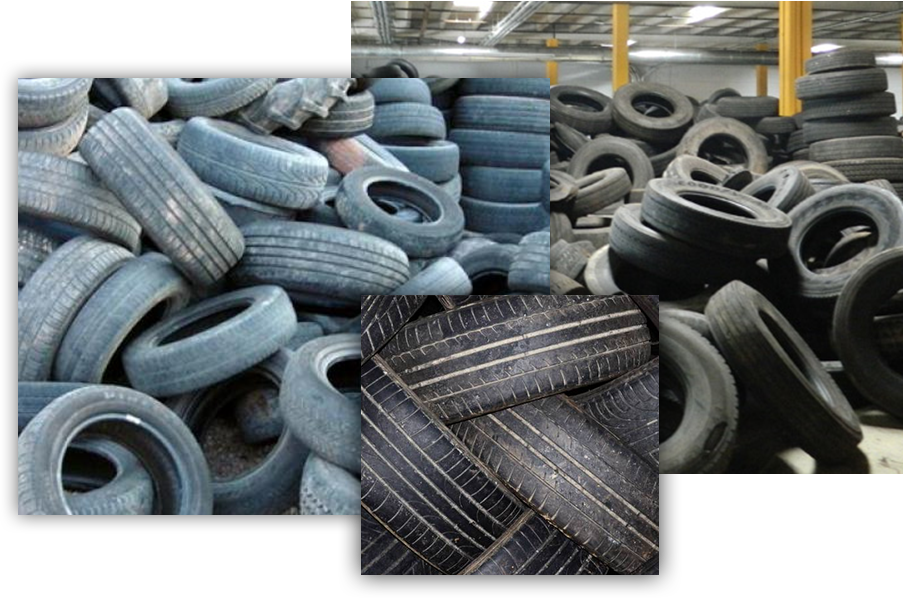 tire recycling center - Tire Recycling Mountain View