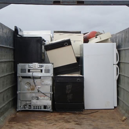 old refrigerator disposal services
