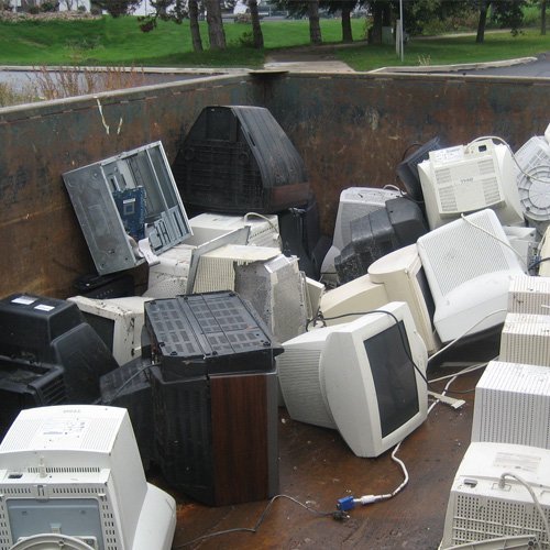 old electronics disposal Park Slope Brooklyn