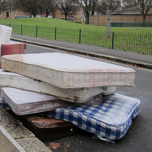 where to dispose of mattress - Junk Removal Service Douglaston Beach Queens ny
