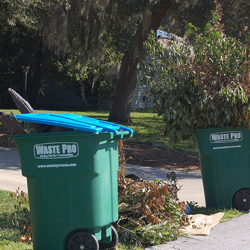 yard waste container experts
