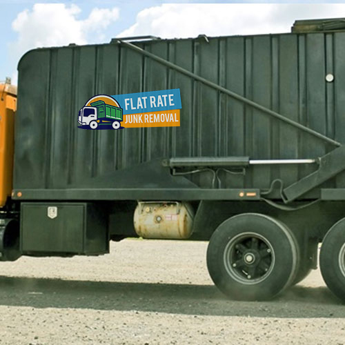Dumpster Rental Container Service Flat Rate Junk