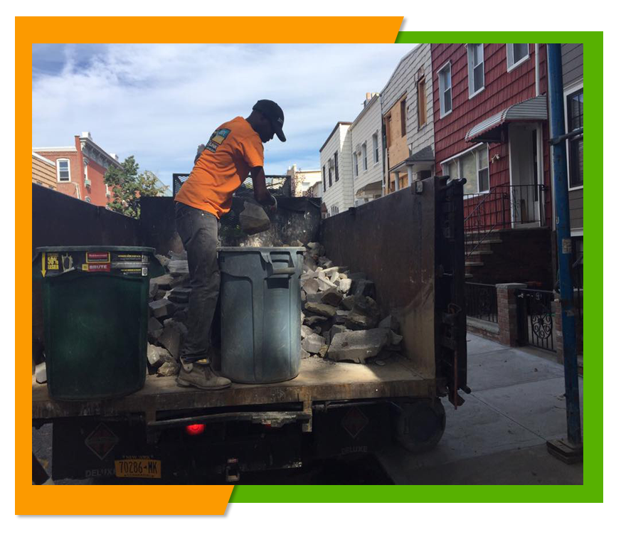 estate cleanout - Yard Waste Removal Saratoga