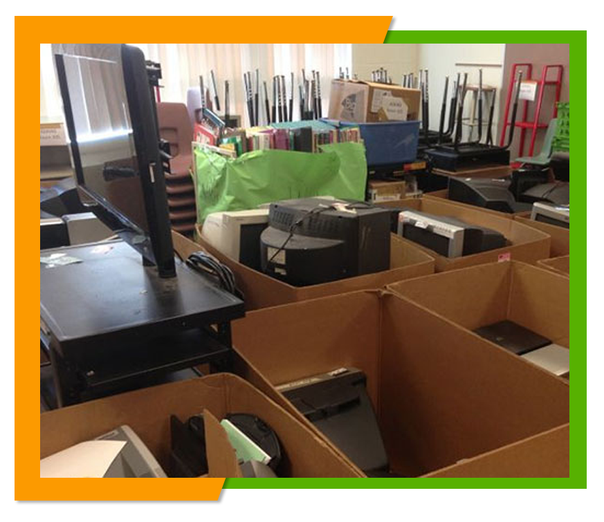 office clean outs slider - Office Cleanouts Milpitas